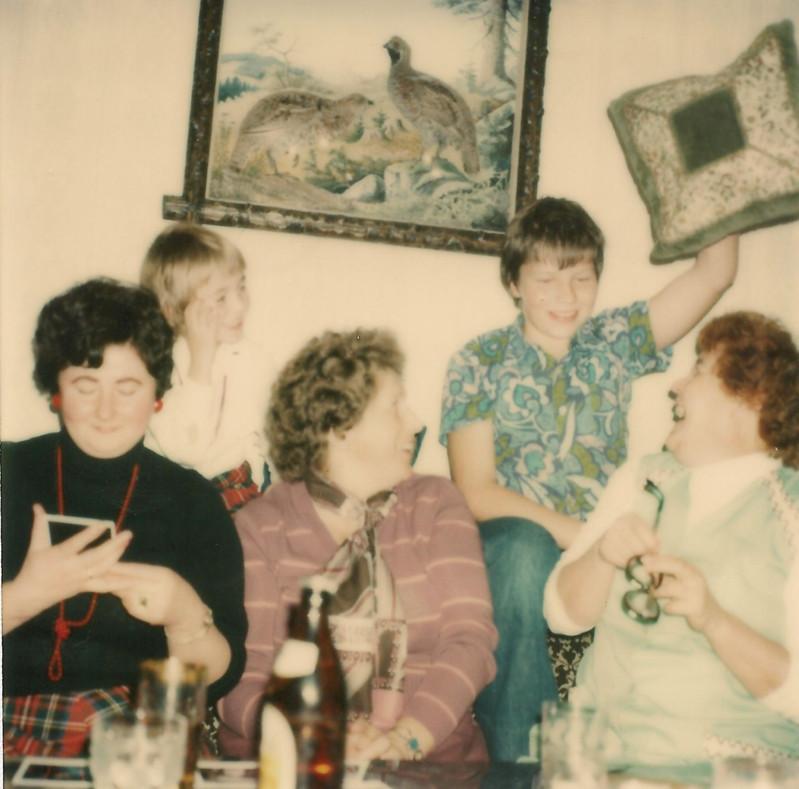 polaroid in den 1970er jahren